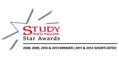 Study Travel Magazine Star Award Winners
